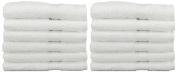 Linum Home Textiles Washcloths, Set of 12