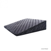 Z by Malouf Z® Wedge Pillow Removable Bamboo Velour Cover 3-Year Warranty