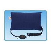 Core Products Small Inflatable Lumbar Cushion - Blue