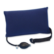 Inflatable Back Cushion - back inflatable pillow; inflatable lumbar pillow