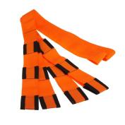 Dreavil Forearm Forklift Lifting and Moving Straps, Orange