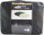 Z by Malouf Travel Dough® Memory Foam Pillow Removable Bamboo Velour Cover 5-Year Warranty