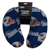 NFL New England Patriots Beaded Spandex Neck Pillow