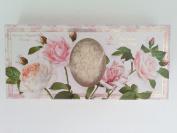 Saponificio Artigianale Fiorentino Soap Made in Italy - Il Roseto (Rose Scent), Three 130ml bars