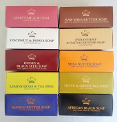 Nubian Heritage Assorted Soap Combo (10 Pack) ... iwgl