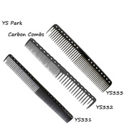 YS PARK The Carbon Comb set ys331 , ys332, ys333