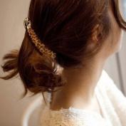 Elegant Leopard grain banana clip hairpin hair clip top clamp hair accessories headdress hair beauty Edge clip attractive bobby pin fashion headwear headdress