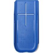 TI-84 Blue Hard Slide Case-Cover For TI 84 Plus, TI 84 Plus C Silver Edition Colour, TI 89 Titanium Graphing