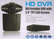 HD Portable DVR With 6.4cm TFT LCD Screen Car Recorder New & Sealed @ Wholesaleoutletllc
