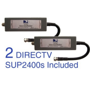 DIRECTV SUP-2400 2 Pack B-Band Converters BBC Module 2 Pack