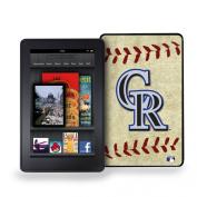 MLB Colorado Rockies Kindle Fire Vintage Baseball Cover