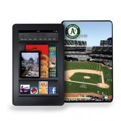 MLB Oakland Athletics Kindle Fire Stadium Collection Baseball Cover