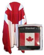 Canada - 130cm x 150cm Polar Fleece Blanket