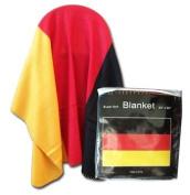 Germany - 130cm x 150cm Polar Fleece Blanket