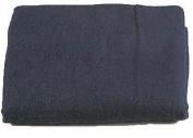 Navy Blue 70% Wool Blanket