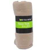 Imperial 130cm x 150cm Ultra Soft Fleece Throw Blanket