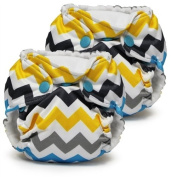 Lil Joey 2 Pack All-in-One Cloth Nappy, Charlie