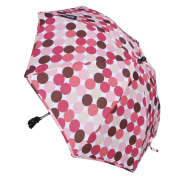ShadyBaby Universal Stroller Parasol, Pink Dots
