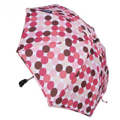 ShadyBaby Universal Stroller Parasol, Pink Dots