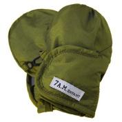 7AM Enfant Classic Mittens 212, Metallic Leaf, X Large