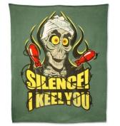 Jeff Dunham Achmed Silence I Keel You Fleece Throw