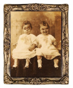 Twins 17 X 21 Holograph Portra