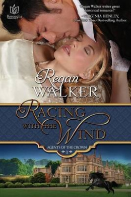 Racing with the Wind: Agents of the Crown - Book 1
