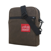 Manhattan Portage Waxed Canvas City Lights Bag