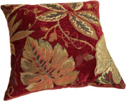 Brentwood 8245 Sagaponack Red Pillow, 46cm