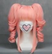 Flyingdragon Code Geass-Anya Alstreim Pink Cosplay Wig