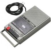 Hamilton Classroom Cassette Player 2 Station 1 Watt - Hamilton HA-802