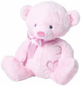 Nat and Jules Pink Bear Plush Toy