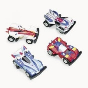 Pull Back Race Cars (1 Dozen) - Bulk