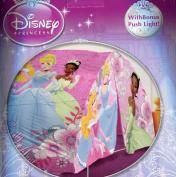 Disney Princess Bed Tent with Push Light