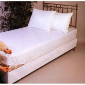 Soft Vinyl Fitted Mattress Cover, King Size