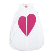 Gunamuna Gunapod Wearable Blanket Print Collection, Heart, Small