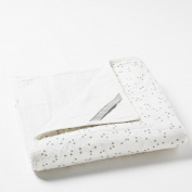 Auggie Everyday Blanket- Pebble Grey