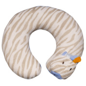 Blankets and Beyond Zebra Print Baby Travel Pillow