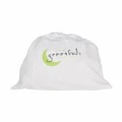 Greenbuds Organic Cotton Percale Heirloom Cradle Sheet