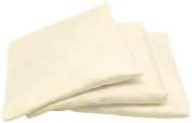 Naturepedic Organic Cotton Fitted Crib Sheet 3 Pack