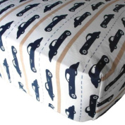 Luca Fitted Sheet by Petit Tresor
