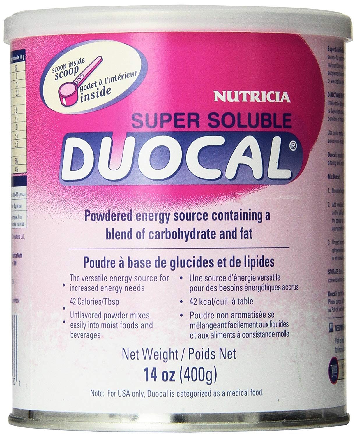 Super Soluble Duocal