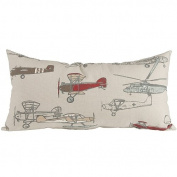 Glenna Jean Fly-By Pillow - Rectangle