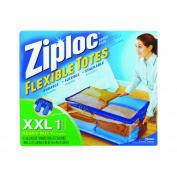 Ziploc 70162 Flexible Totes, 0.7m. x 41cm x 30cm , 83.3l