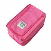 Wrapables Travel Organiser Packing Cube for Shoe Bag, Lingerie