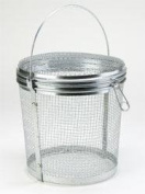 Single Basket w/Lid & Clip