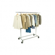 Richards Homewares Commercial Grade Garment Rack-Chrome