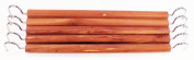 Woodlore 82062 Additional Rods for Pant Trolley, 5-Pack