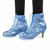 HomeFlav Handy Water Resistant Rain Boots Shoe Cover
