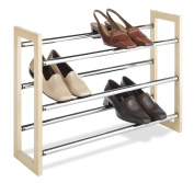 Whitmor 6026-2516 Stackable Expandable Shoe Rack
